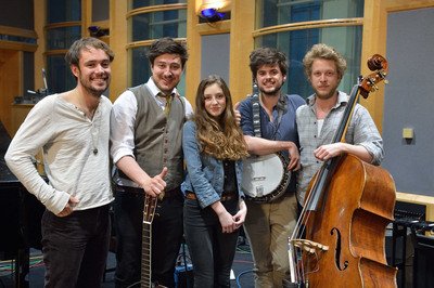 Birdy [with Mumford & Sons].  (PRNewsFoto/Walt Disney Records)