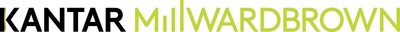 Kantar Millward Brown Logo (PRNewsFoto/Kantar Millward Brown)