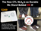 The CTL NL6x is so durable we stand on it