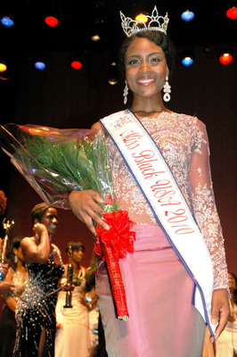 Miss Black USA 2010, Osas Ighodaro.     (PRNewsFoto/Miss Black USA Pageant and Scholarship Foundation, Inc.)