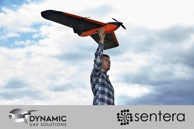 Included in Sentera's distribution agreement with Dynamic UAV Solutions is the revolutionary Phoenix(TM) fixed-wing UAV. The Phoenix UAV features <60-minutes of endurance, cruise speed of 30 mph, weighs only four pounds, and is easily hand-launched in just a few steps.