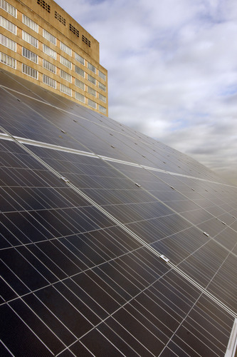 Siemens Introduces Solar Power Purchase Program
