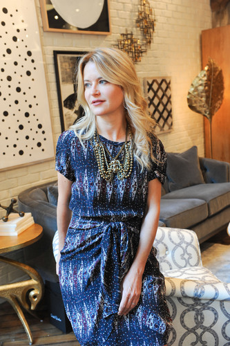 Christiane Lemieux, founder of DwellStudio, appointed Executive Creative Director of Wayfair. (PRNewsFoto/Wayfair) (PRNewsFoto/WAYFAIR)