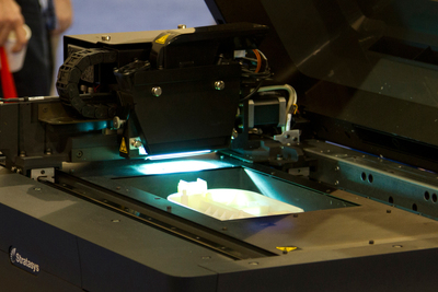3D Printing 101, free presentation at the Tech Theater, McCormick Place Lakeside.  (PRNewsFoto/UBM Canon)