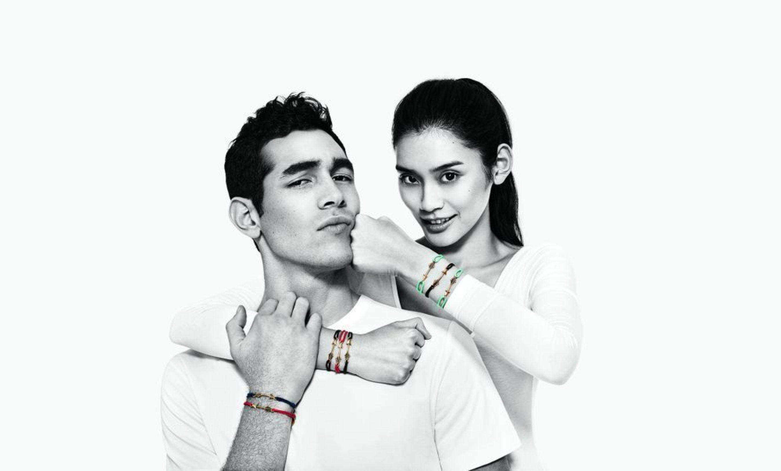 ALDO fights AIDS campaign (PRNewsFoto/ALDO)