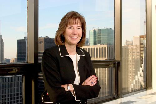 Lynne M. Doughtie, KPMG LLP (U.S.) vice chair -- Advisory.  (PRNewsFoto/KPMG LLP)