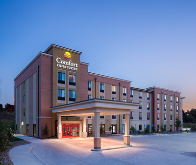 Comfort Inn Suites New Construction Prototype Additionally Choice Hotels
