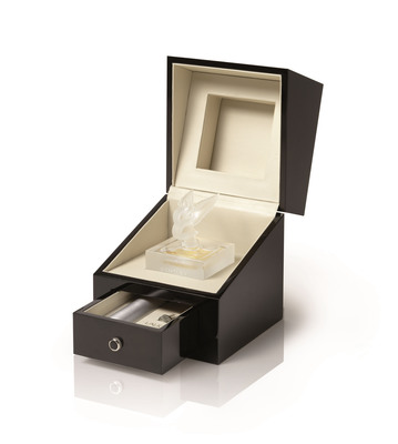 Lalique for Bentley Collector's Edition.  (PRNewsFoto/The Fragrance Group)
