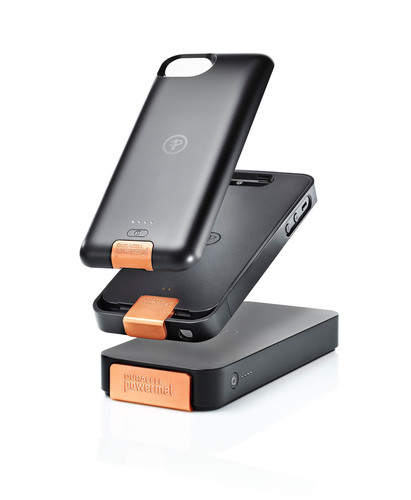Introducing the NEW Duracell Powermat Wireless Charging Solution for The iPhone 5.  (PRNewsFoto/Duracell Powermat)