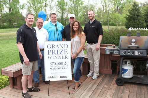 Huxley, Iowa Family Chosen To Receive New $70,000 Outdoor Renovation In National Archadeck 'Dream
