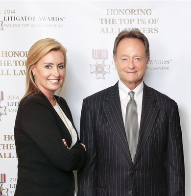RMM & TEM, Litigator Award