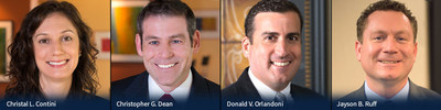 McDonald Hopkins elects four new Members
