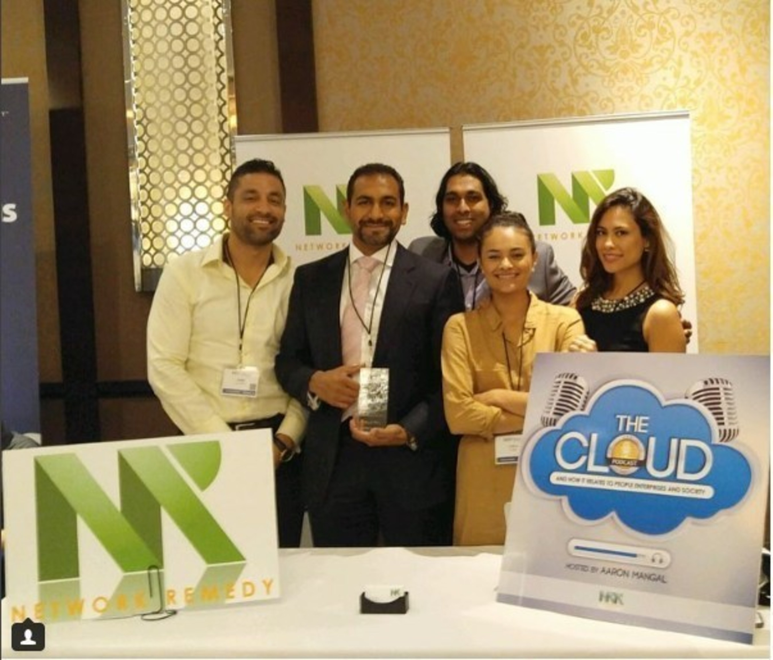 Network Remedy Wins Prestigious MSPWorld Cup 2016 at International Managed Services and Cloud Event