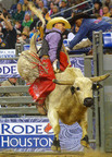 The Houston Livestock Show and Rodeo(R) thrills guests with championship rodeo action and superstars in concert for 20 days. March 4 - 23, 2014 | rodeohouston.com | #RODEOHOUSTON.  (PRNewsFoto/Houston Livestock Show & Rodeo)