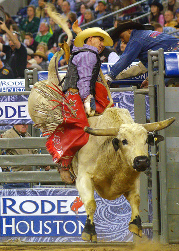 The Houston Livestock Show and Rodeo(R) thrills guests with championship rodeo action and superstars in concert  ...