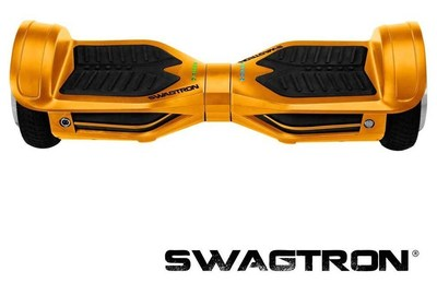 SWAGTRON to launch world's first UL2272 approved hoverboard available for retail in the USA