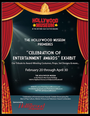 Hollywood Museum.  (PRNewsFoto/The Hollywood Museum)