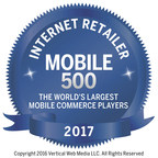 Purchasing Power, LLC ranked #103 in the Internet Retailer 2017 Mobile 500, up from #156 in 2016.