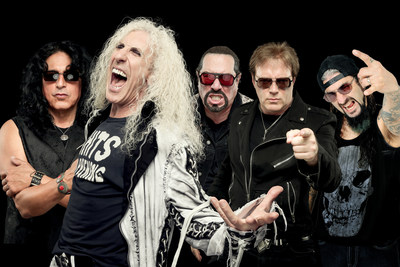 "Twisted Sister, fronted by the incomparable Dee Snider, will perform the last U.S. date of its farewell ""40 and F*ck It"" World Tour at Badlands Pawn, Gold & Jewelry in Sioux Falls, South Dakota on October 22, 2016."