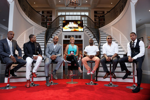 JB Smoove, Duane Martin, Boris Kodjoe, Lala Anthony, Kevin Hart, Nelly and Nick Cannon appear in the REAL ...