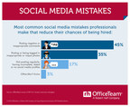Social Media Mistakes That Could Cost You The Job