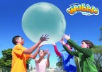 Great for outdoor or indoor use year-round, the Wubble(tm) Ball is durable, reusable and washable. (PRNewsFoto/NSI International Inc.)