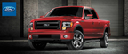 The 2015 Ford F-150 won't arrive until later this year, but the 2014 model is currently available at Matt Ford. (PRNewsFoto/Matt Ford)
