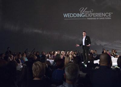 David Tutera on stage at Your Wedding Experience Atlanta
