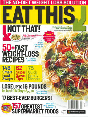 """""""Eat This, Not That!"""" cover"""