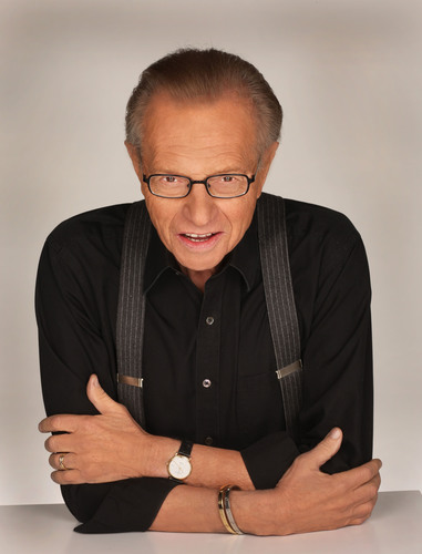 Larry King.  (PRNewsFoto/Grandparents.com, Inc.)
