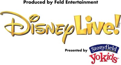 Landmark Sponsorship Program between Disney On Ice and Disney Live! and Stonyfield YoKids Organic Yogurt (PRNewsFoto/Feld Entertainment, Inc.)