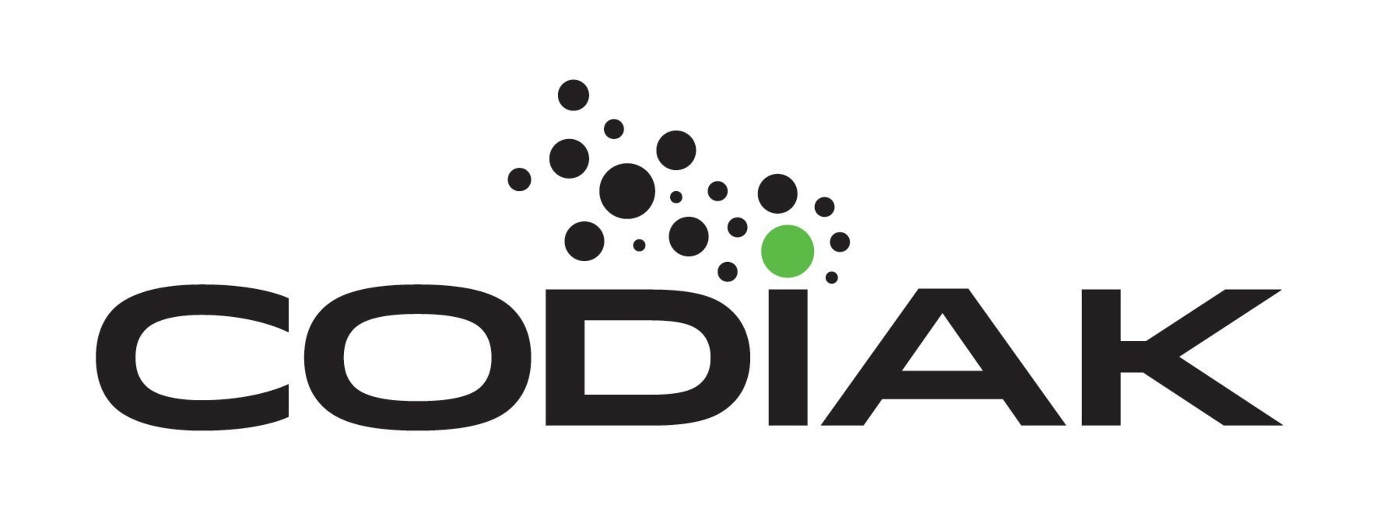CODIAK logo (PRNewsFoto/Codiak BioSciences Inc.)