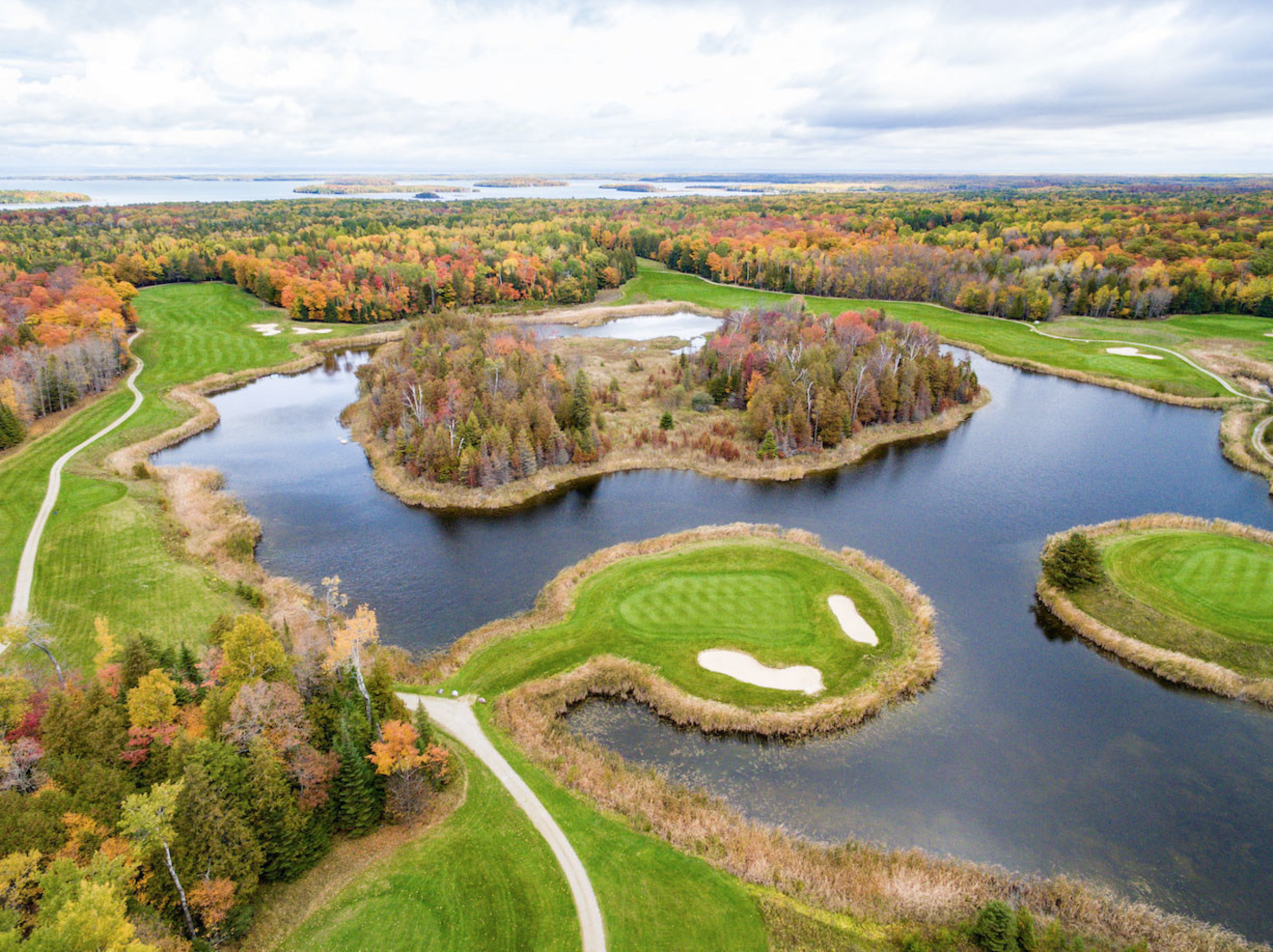 Concierge Auctions Announces Its Second Michigan Opportunity This Year: Two Upper Peninsula Properties Along The Great Lakes