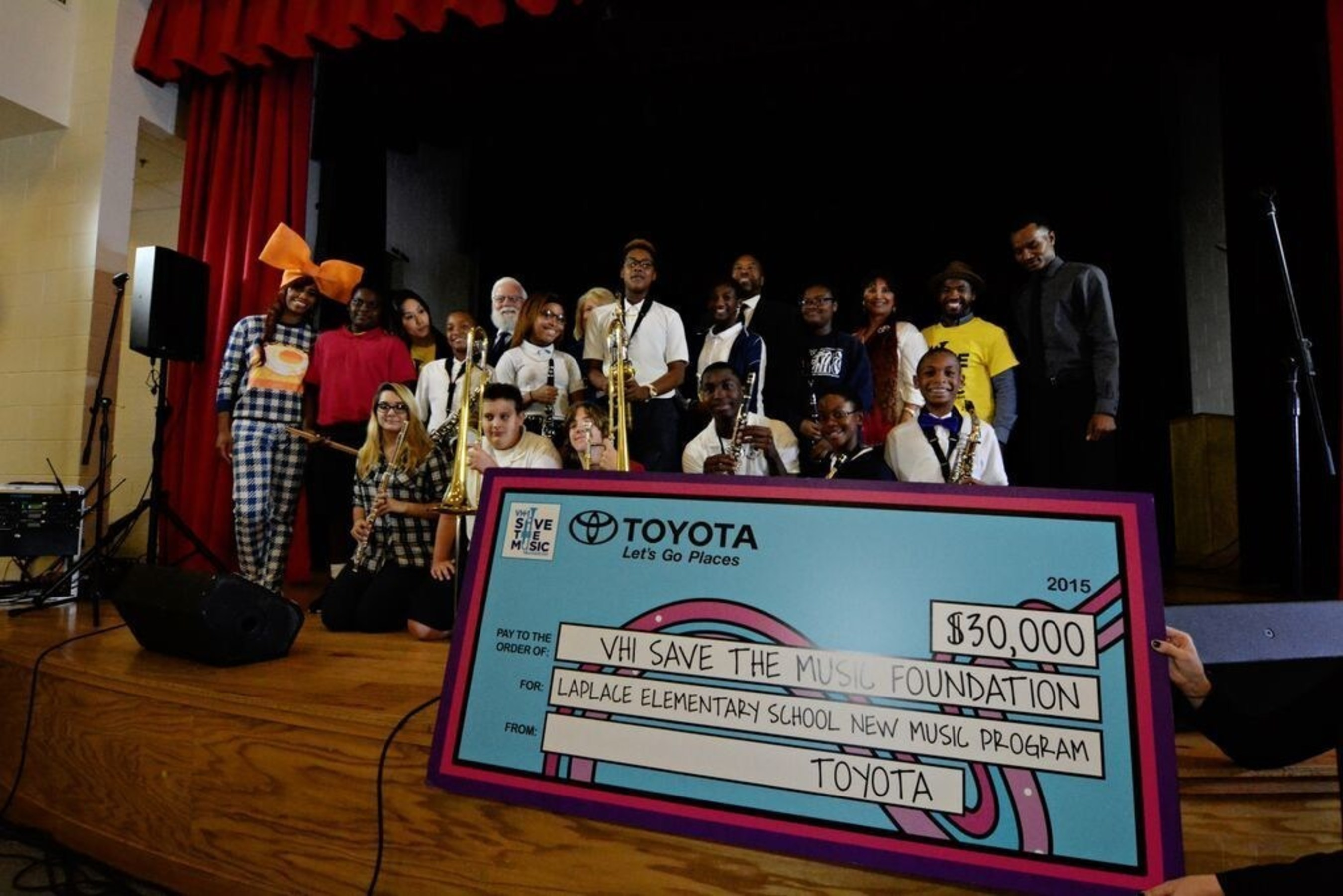 Santigold Partners with Toyota and VH1 Save The Music to