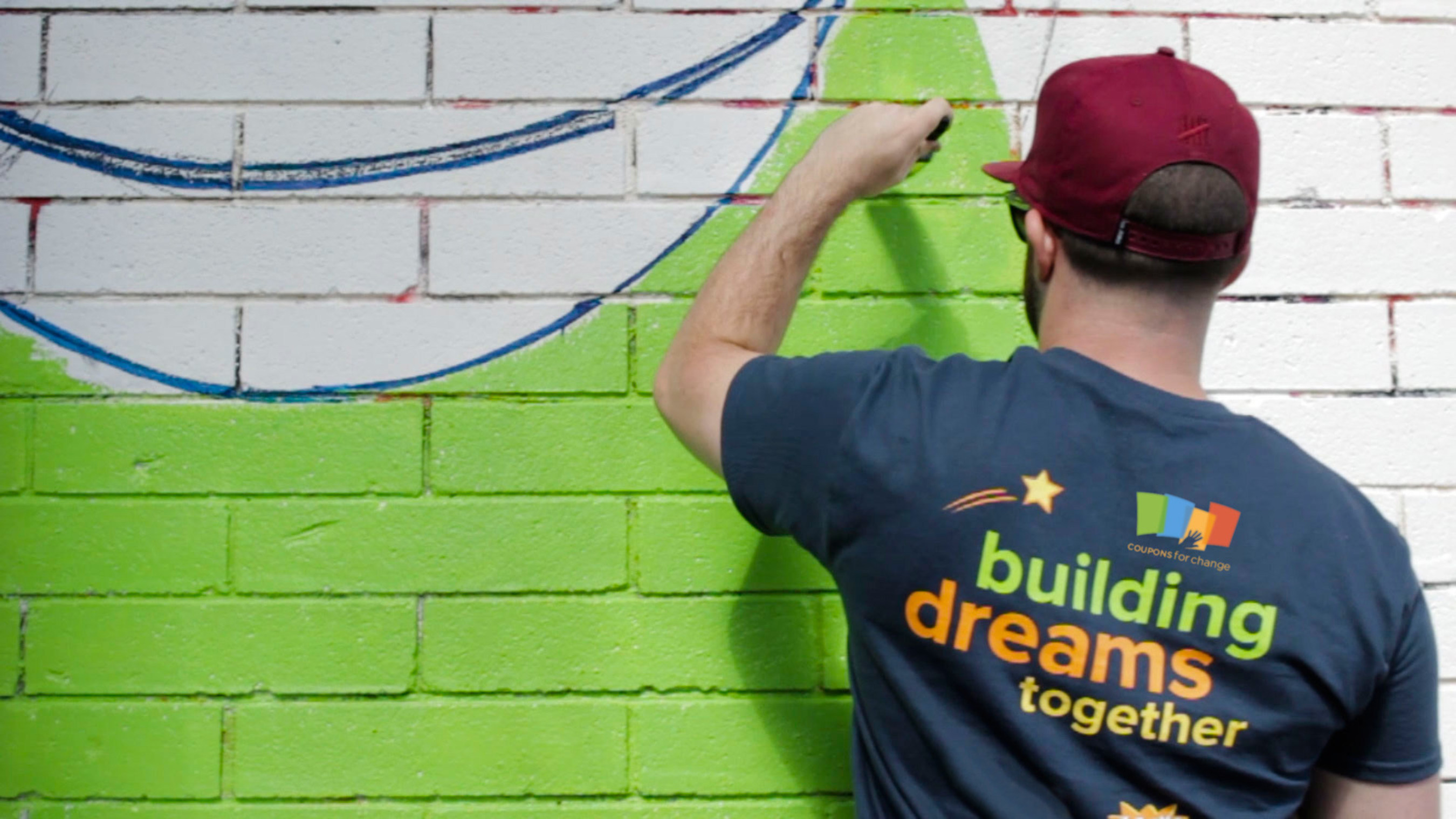 Coupons.com & KaBOOM! will join forces to build at Roses in Concrete School in Oakland, CA