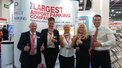 Direct Airport Parking Investment Hails Hong Kong Expo a Success