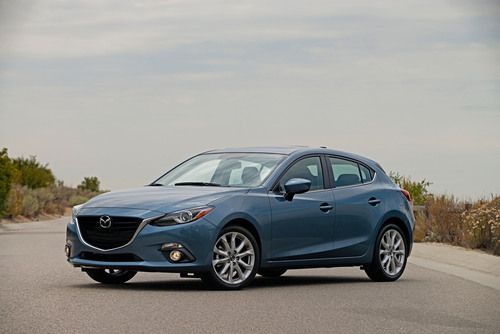 MAZDA3 And MAZDA6 EARN TOP RATINGS IN GOVERNMENT CRASH TESTS. (PRNewsFoto/ Mazda North