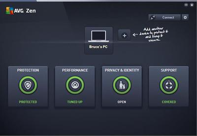 AVG Announces the Availability of AVG Zen™