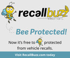 """www.RecallBuzz.com Bee Protected, Powered By""""VINsmart"""""""