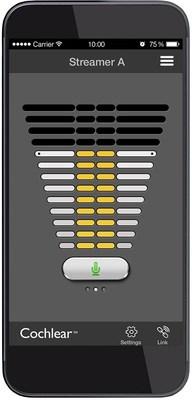 Cochlear(TM) Baha(R) Control App