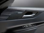 Jaguar XE door trim assembly, an example of where filled polypropylenes are currently used at Jaguar Land Rover