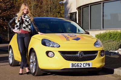 Vauxhall teams up with ingenie, young driver insurance specialist