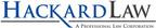 Hackard law Logo.  (PRNewsFoto/Hackard Law)