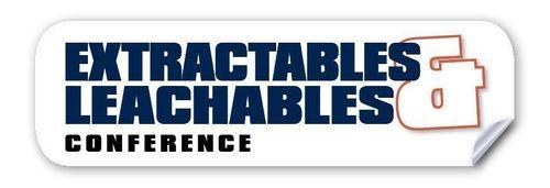 Extractables & Leachables logo (PRNewsFoto/UBM India)