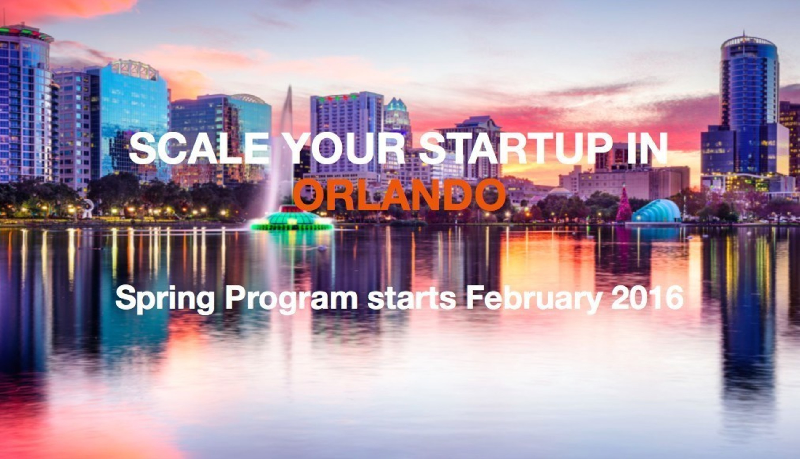 VentureScaleUp Accelerator to Provide Access to Seed Capital and Opens Applications For its Spring