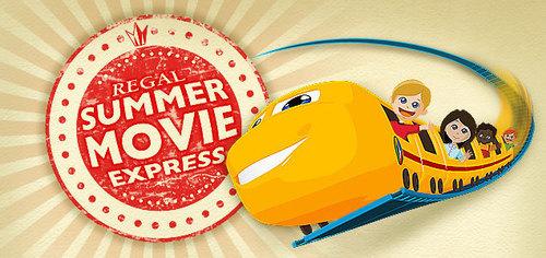 Regal Entertainment Group announces $1 movies for 2014 Summer Movie ExpressImage Source: Regal Entertainment ...