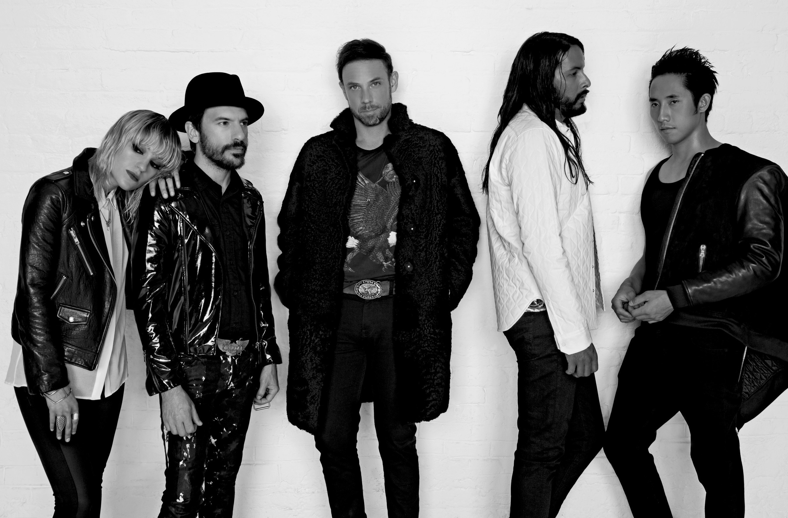 """The Airborne Toxic Event Release New Single """"Wrong"""" Today"""