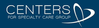 Centers for Specialty Care Group logo. (PRNewsFoto/Centers for Specialty Care Group) (PRNewsFoto/CENTERS FOR SPECIALTY CARE GROUP)