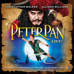 Pre-order the Peter Pan Live! Soundtrack today at www.broadwayrecords.com