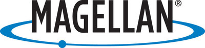 Magellan, the industry leader for innovative GPS navigation devices and content services (PRNewsFoto/Magellan)